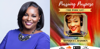 cynthia daniels pursuing purpose